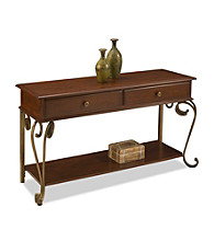 Home Styles® St. Ives Cinnamon Cherry Finish Console Table