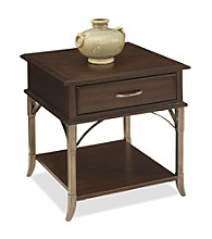 Home Styles® Bordeaux Espresso Finish End Table