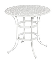 Home Styles® White Finish Biscayne Bistro Table