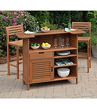 Home Styles® Montego Bay 3-pc. Bar Set