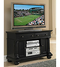 Home Styles® St. Croix Black TV Stand