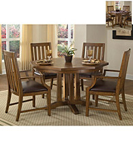 Home Styles® Arts & Crafts Oak Finish Game Table Collection