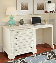 Home Styles® Naples White Finish Expand-a-Desk