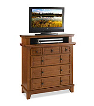 Home Styles® Arts & Crafts TV Media Chest