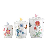 Lenox® Butterfly Meadow® Set of 3 Canisters