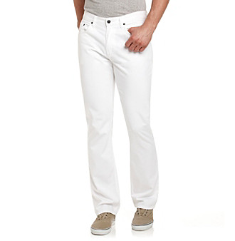 Kenneth Cole New York® Men's 5-Pocket Pants