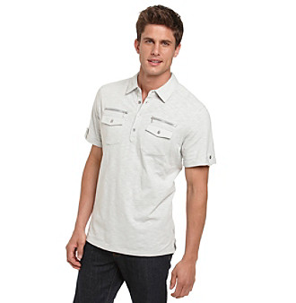 Calvin Klein Men's Modern Polo Shirt