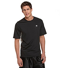 Champion Men's Double Dry® Black Fitted T-Shirt