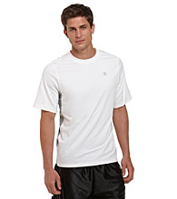 Champion Men's Double Dry® White Fitted T-Shirt
