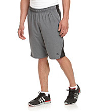 Champion Men's Double Dry® Men's Slate and Black Fitted Shorts