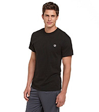 Champion® Men's Black Jersey T-Shirt