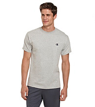 Champion® Men's Oxford Gray Jersey T-Shirt