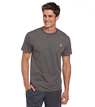 Champion® Men's Heather Gray Jersey T-Shirt