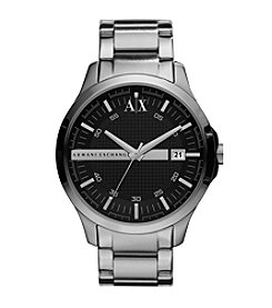 A|X Armani Exchange Men's Stainless Steel Bracelet Watch