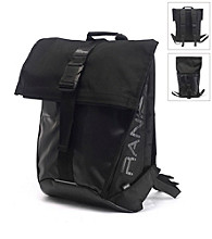 Ranipak High-End Durable Series Limited Rolltop Black Backpack