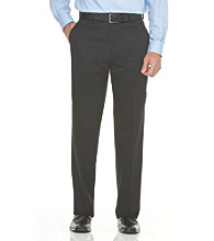 Savane® Men's Straight-Fit Flat-Front Tech Works Chino Pants