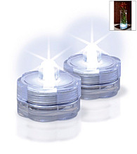 Gerson 2-pk. Submersible Tealights