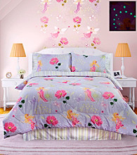 Fairy Light Glow in the Dark Comforter Set by Veratex®