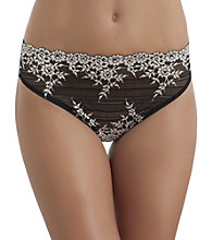 Wacoal® Embrace Lace Hi-Cut Briefs