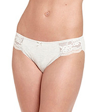 Zoe & Bella @ BT Lace Bikini Briefs