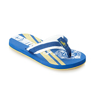 "Polo Ralph Lauren® Boys' ""Catamaran Thong"" Sandal - Royal"