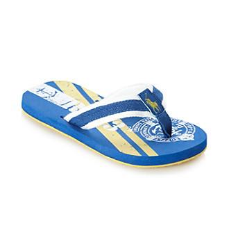 """Ralph Lauren Childrenswear Boys' """"Catamaran Thong"""" Sandals"""