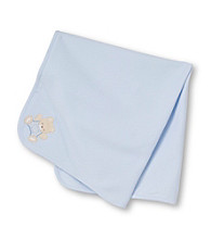 Little Me® Baby Boys' Blue Bear Blanket