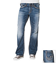 Silver Jeans Co. Men's Medium Wash Grayson Jean