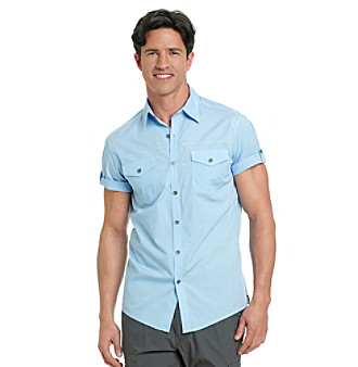 Kenneth Cole New York® Men's Double Pocket Shirt