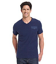 Kenneth Cole New York® Men's V-Neck Tee