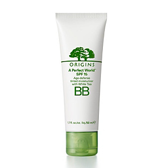 Origins® A Perfect World™ SPF 15 BB Age-Defense Tinted Moisturizer with White Tea
