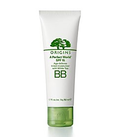 Origins A Perfect World™ SPF 15 BB Age-Defense Tinted Moisturizer with White Tea