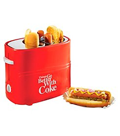 Nostalgia Electrics® Coca-Cola® Series Hot Dog Toaster