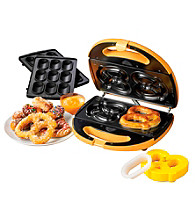 Nostalgia Electrics™ 2-in-1 Soft Pretzel & Nugget Maker