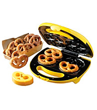 Nostalgia Electrics™ 4-Pretzel Soft Pretzel Maker