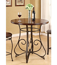 Acme Tavio Elegant Metal Bar Table