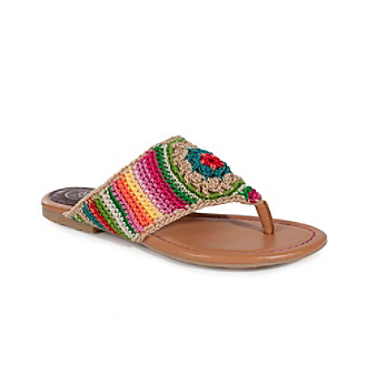 "The Sak® ""Shannon"" Thong Sandals"