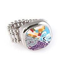 Viva Beads® Stretch Cocktail Ring - Festival