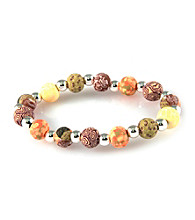 Viva Beads® Silverball 8mm Classic Bracelet - New Harvest