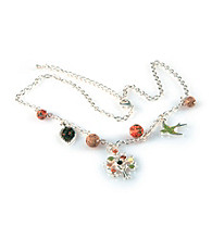 Viva Beads® Charm Necklace - New Harvest