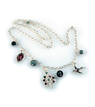 Viva Beads® Charm Necklace - Candy Apple