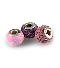Viva Beads® Loose Signature Beads - Plum Orchard 3 Pack
