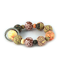Viva Beads® Keychain Wrist - New Harvest