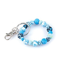 Viva Beads® Keychain 10mm Clip - Blue Brook