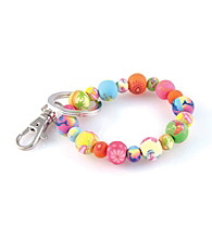 Viva Beads® Keychain 10mm Clip Resort - Multicolored