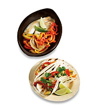 Nordic Ware® Cast Fajita Grill 'N Serve