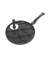 Nordic Ware® Burger Bites Grill Pan and Press