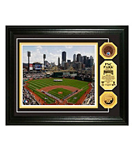 Highland Mint MLB® Pittsburgh Pirates PNC Park 24KT Gold & Infield Dirt Coin Photo Mint