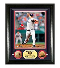 Highland Mint MLB® Boston Red Sox John Lackey 24KT Gold Coin Photo Mint