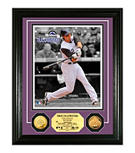 Highland Mint MLB® Colorado Rockies Troy Tulowitzki